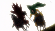 Mou Bu Slays Hou Ken's Double anime S1
