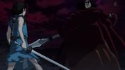 Shin And Hou Ken's First Meeting anime S1