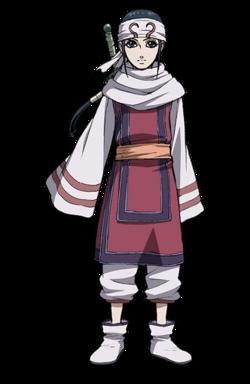 Kyou Kai Character Design anime S2