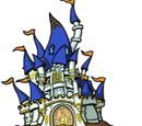 Schloss Disney