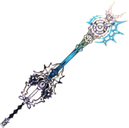 Young Xehanort's Keyblade KH3D