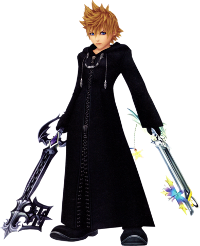 File:Roxas - Oathkeeper and Oblivion.png