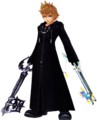 Roxas - Oathkeeper and Oblivion.png