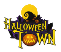 Archivo:Halloween Town Logo KH.png