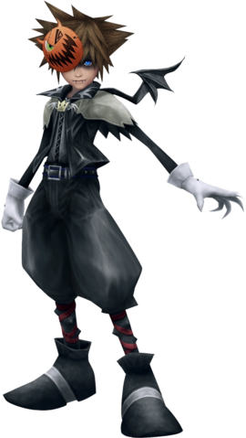 File:Sora- Vampire Form KHII.png