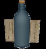 Kairi's letter and bottle