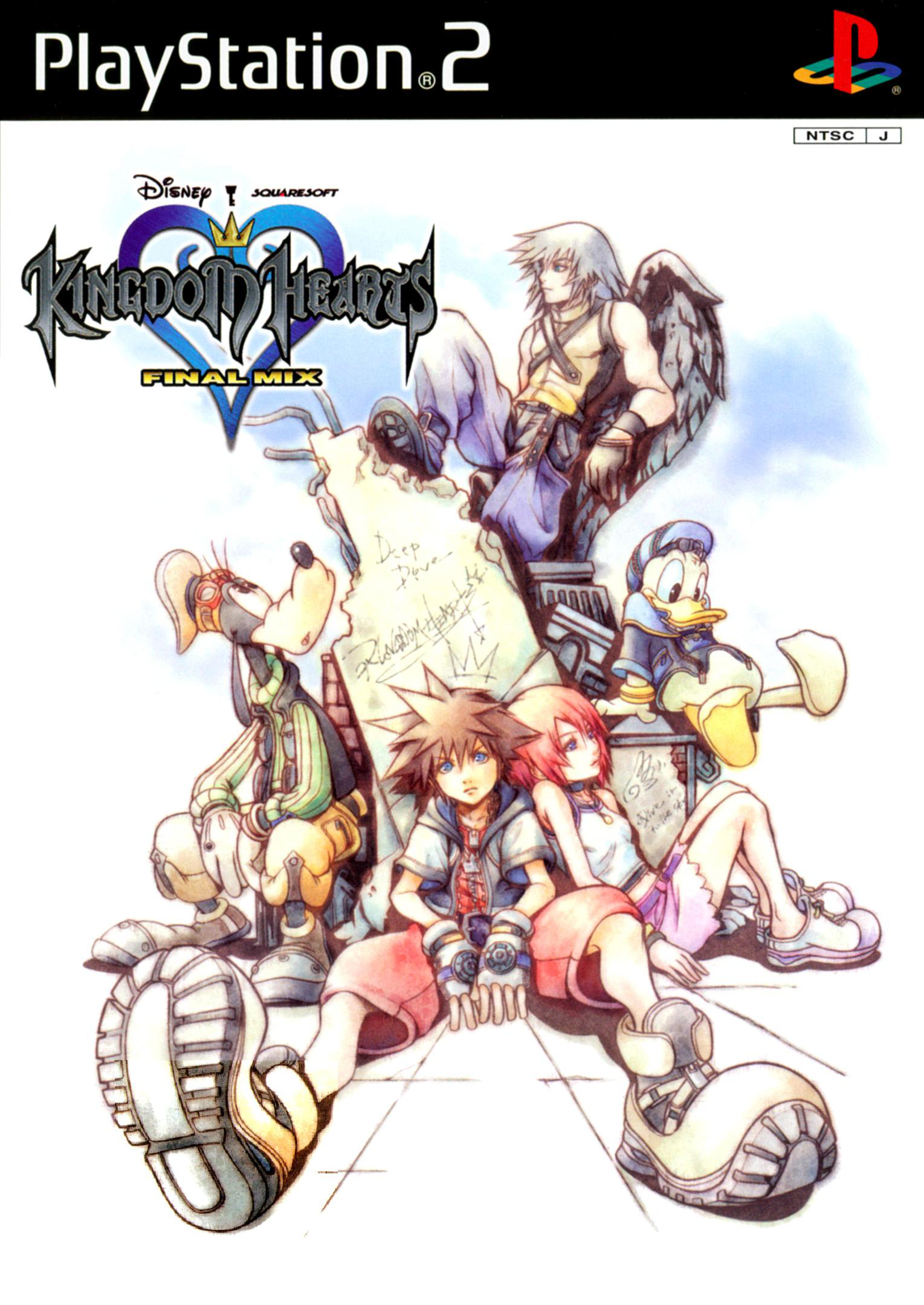 Kingdom Hearts Final Mix | Kingdom Hearts Wiki | Fandom ...