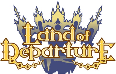 Land of Departure Logo KHBBS