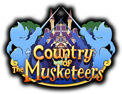 Archivo:The Country of Musketeers Logo.png