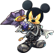 Mickey Mouse (Art) KHBBS