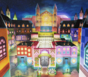 Traverse Town- Fifth District (Art) KH3D