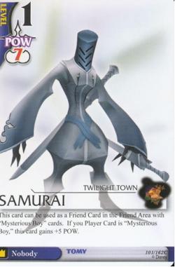 Samurai BoD-101