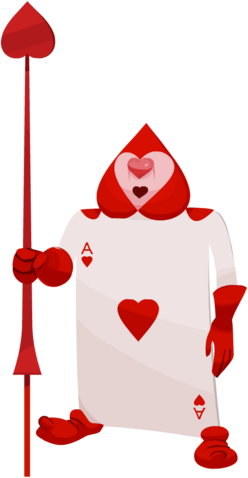 File:Card Soldier (Ace of Hearts) KHX.png