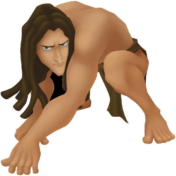 Kingdom Hearts Tarzan