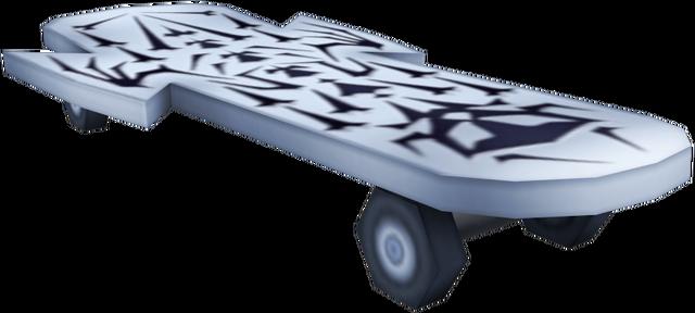 File:Skateboard Render KHII.png