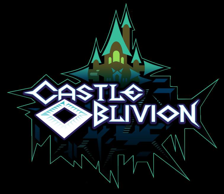 Castle Oblivion Inside Castle Oblivion Logo Khcom