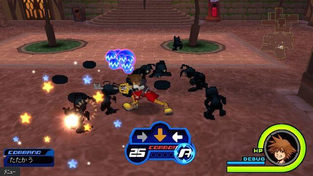 File:Kingdom Hearts Coded Gameplay.jpg
