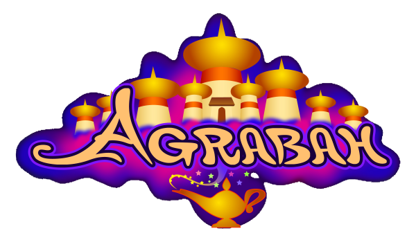Archivo:Agrabah Logo KHII.png