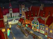 Traverse Town- Second District (Art) KH