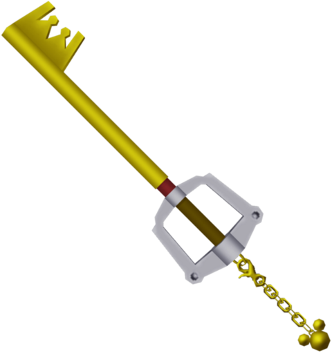 File:Kingdom Key D KH.png