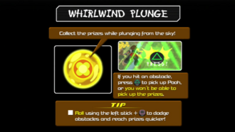Whirlwind Plunge Instructions ReCoM