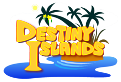 Destiny Islands Logo KH