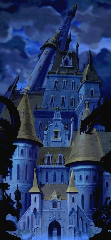beast 39 s castle kh aqua 39 s journey kingdom hearts fan fiction fandom powered by wikia. Black Bedroom Furniture Sets. Home Design Ideas