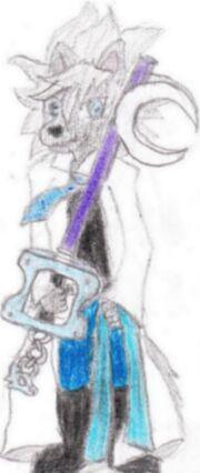 Anubis Sketch