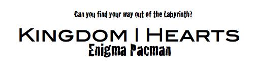 Enigma pacman logo