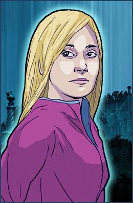 Kingdom Keepers Characters Charlene Turner...