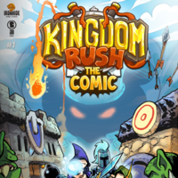 Kingdom Rush: The Comic Thumbnail