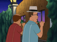 Hank & Bill Have to get to Rich
