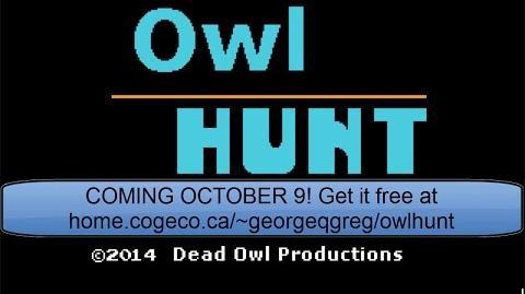 Owl Hunt Trailer