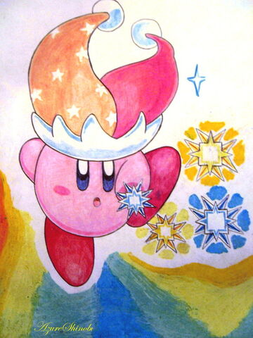 Archivo:Beam Kirby by AzureShinobi.jpg