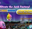 Infiltrate the Junk Factory!
