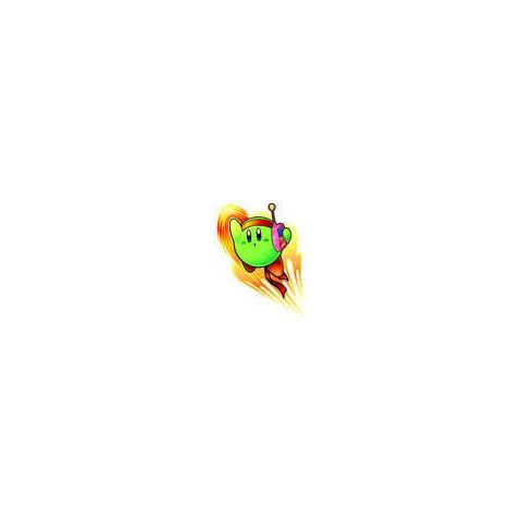 Kirby con la habilidad <a href=