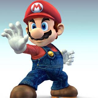 Mario real.