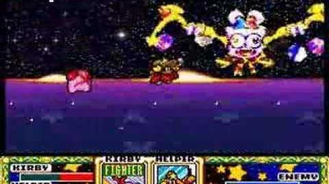 Kirby Superstar - Nova & Marx