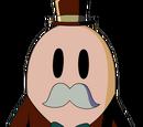 Mayor Len Blustergas