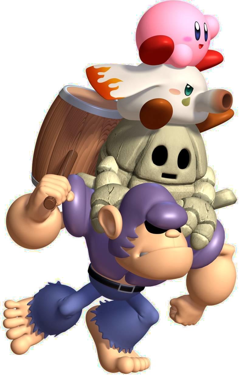 Bonkers Kirby Triple Deluxe