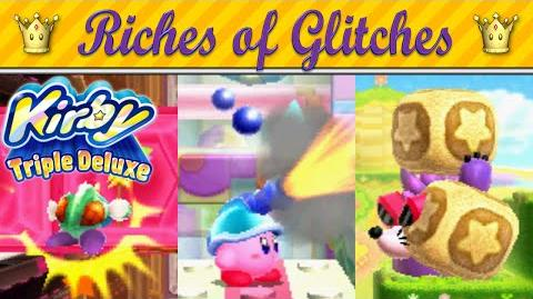 Glitches in Kirby Triple Deluxe