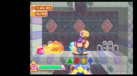 Kirby's Dream Collection Fighter Combat Chamber - 1 20