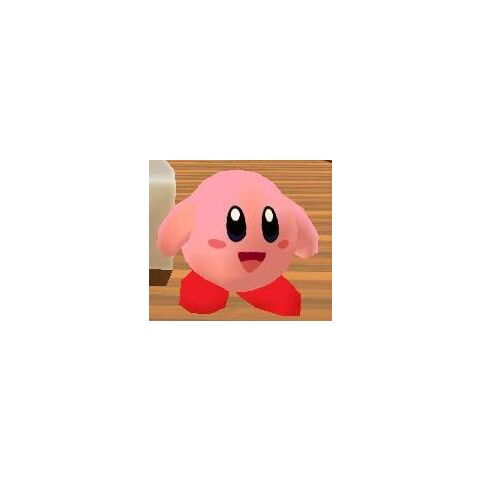 Kirby en el juego IMVU