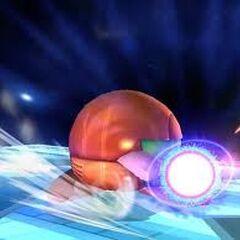 Kirby con la habilidad de <a href=