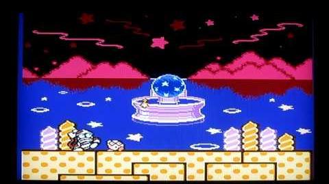Kirby's Adventure NES Final Bosses