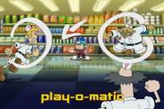 Play-o-matic