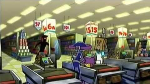 "Universal Fighting Moments Sector V Vs Evil Adults (""Supermarket Battle"")"