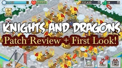 Reversal's Knights and Dragons Patch Review