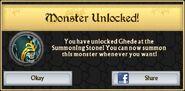 Ghede's Monster Unlock