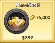 Urn of Gold updated